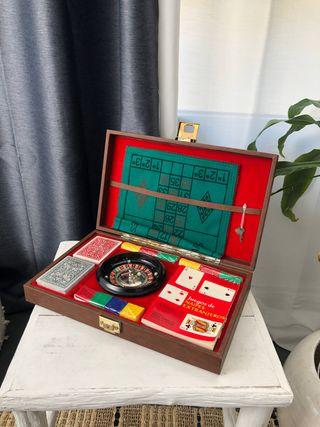 Mini casino portatil