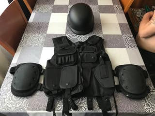 Pack accesorios Airsoft