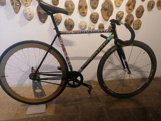 bici piñón fijo