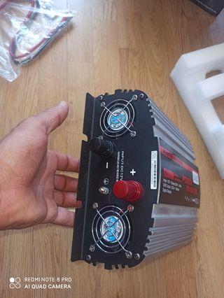 convertidor 1200W