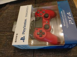 Sony DualShock PS4 V2 rojo Magma Red