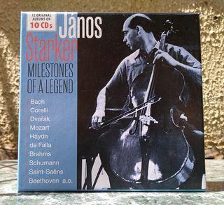 CD | JANOS STARKER: MILESTONES OF LEGENDS
