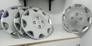 4 Tapacubos Ford