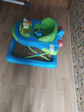 Andadora de bebe