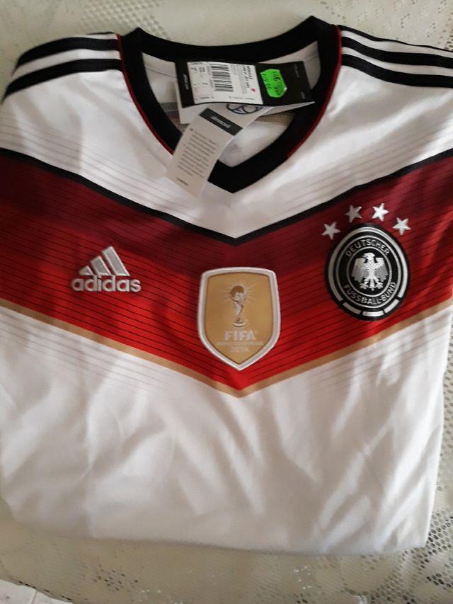 Camiseta Futbol Alemania Adidas talla L