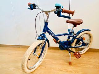 Bicicleta niño 4-6 años