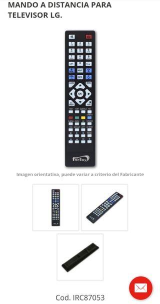 MANDO UNIVERSAL TV LG