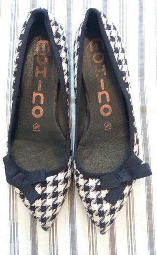 Zapato plano mujer/señora