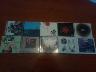 CD'S de indie español y extranjero