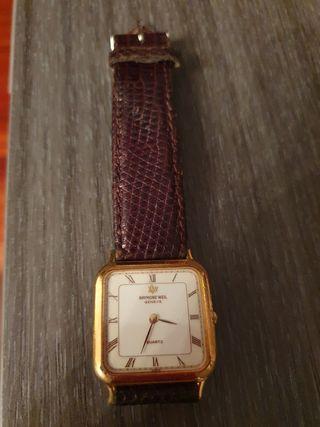 Reloj Raymond Weil Geneve de caballero