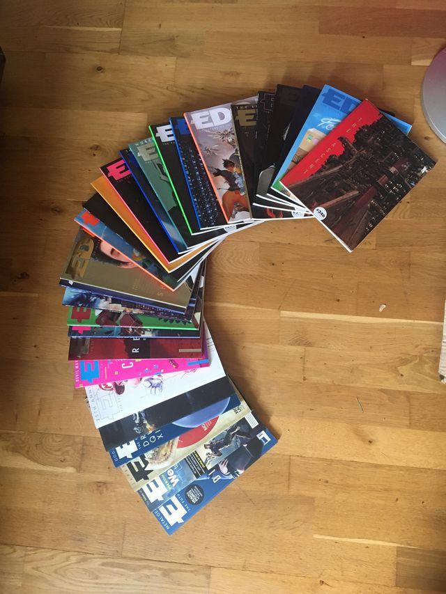 Edge gaming magazines