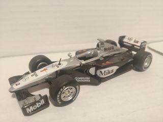 Fórmula 1 McLaren Mercedes MP4/14 (1999) 1:43