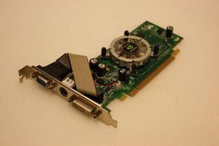 GeForce 7300 SE 64MB DDR2 PCI-E DVI VGA