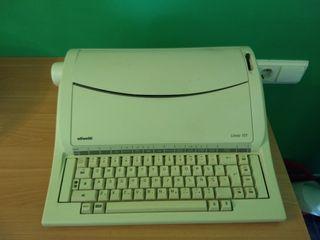 Maquina de escribir electrica olivetti