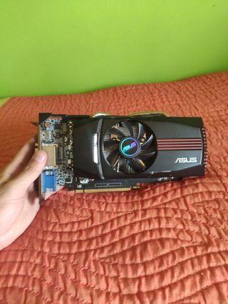 gráfica GeForce gtx650