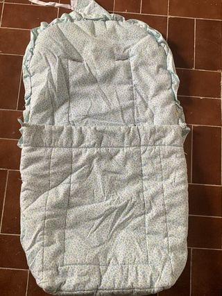 Saco+ capa ( toalla)