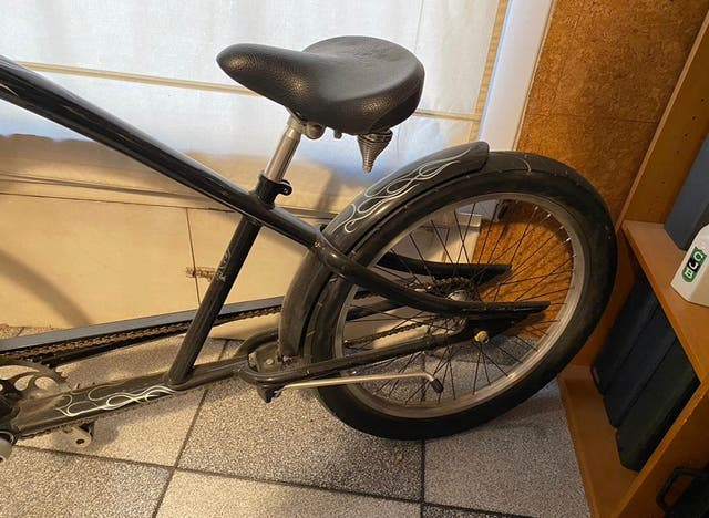 Bici electra ghost rider