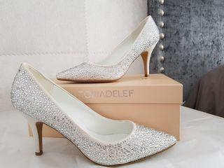 zapatos novia. Talla 38