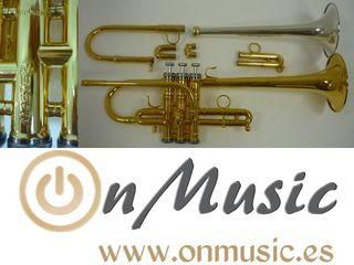 Trompeta Mib/Re Stomvi Master Titanium