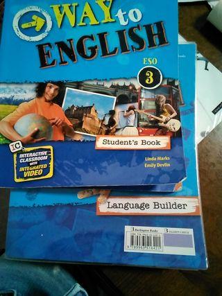 libros inglés 3 eso