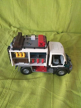 jugete camión bomberos