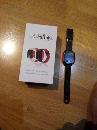 reloj para niños gps