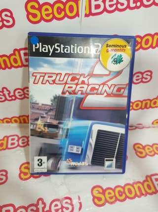 JUEGO PS2 TRUCK RACING