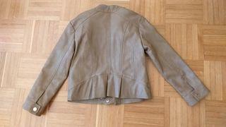 chaqueta cuero niña Mayoral 6 años