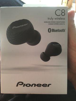 Pioneer wireless headphones