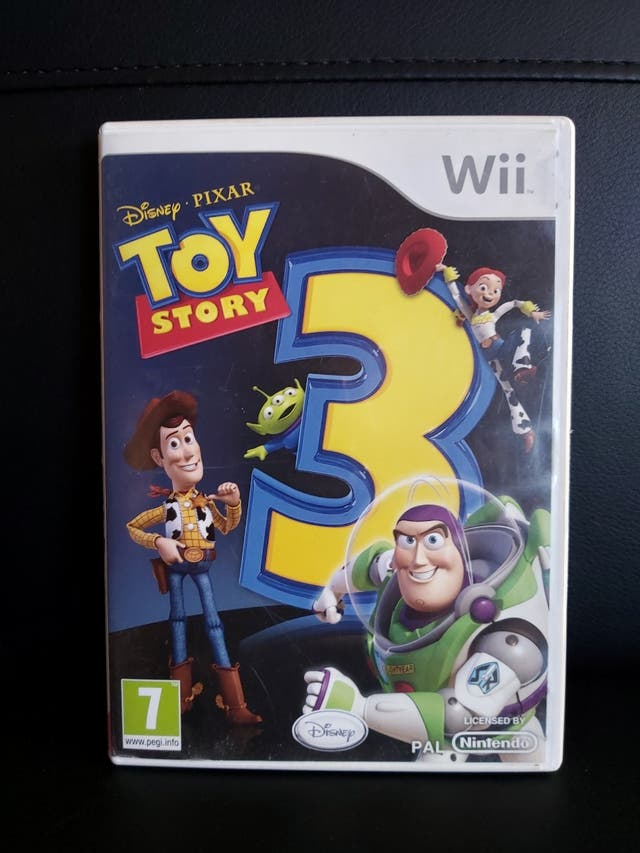 TOY STORY Para WII