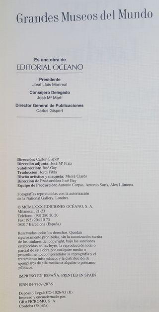 Enciclopedia Grandes Museos del Mundo