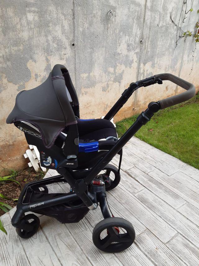 Carrito Rider de Jané 3 piezas