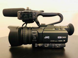 Videocámara JVC HM170