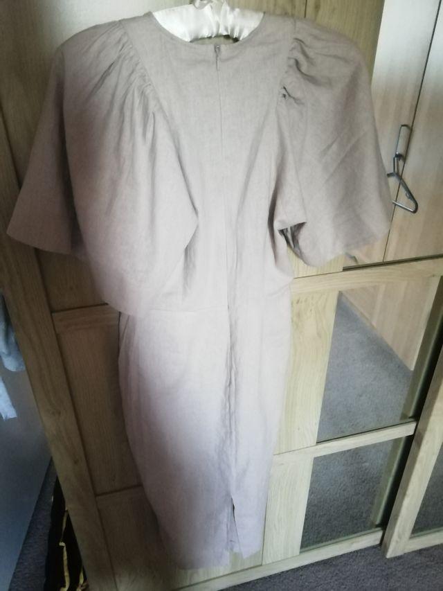 beautiful ASOS cotton dress . size 8