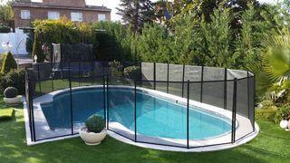 Valla piscina Alvifence