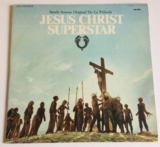 JESUS CHRIST SUPERSTAR 2 Discos Vinilos 2 LP