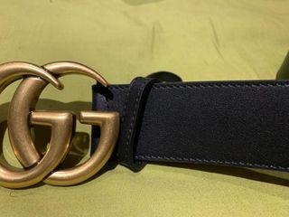 cinturón gucci original con ticket de compra