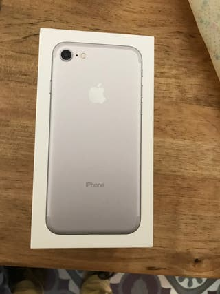 iPhone 7 32 gigas libre blanco