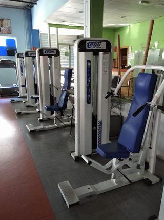 Máquinas de gimnasio profesional