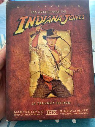 Las aventuras de Indiana Jones