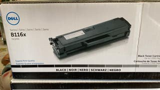 Cartucho negro Dell B116X