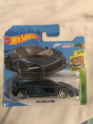 Mclaren Senna Hot wheels