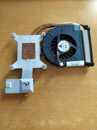 Ventilador/Disipador CPU/GPU