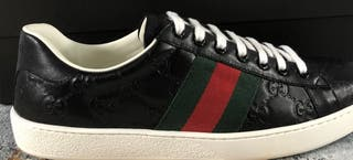 zapatos Gucci ace gg signature web