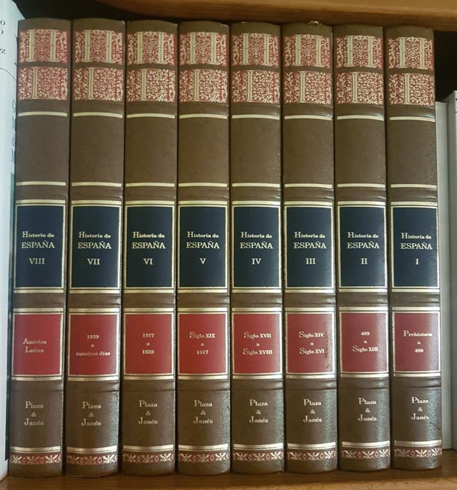 Enciclopedia Historia de España