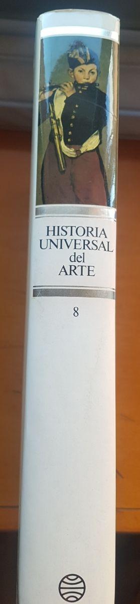 Enciclopedia Historia Universal del Arte
