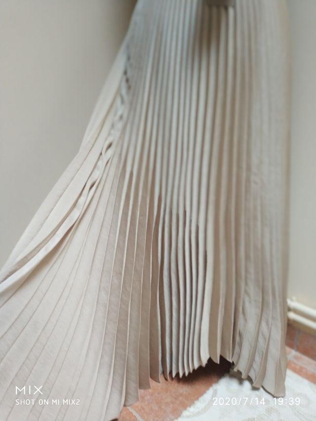 Falda de Massimo Dutti