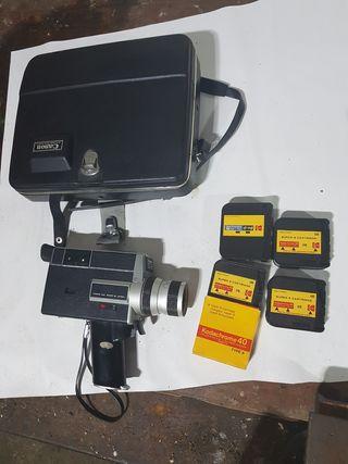 Cámara Super 8 Canon