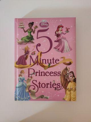 Libro Five minute princess stories