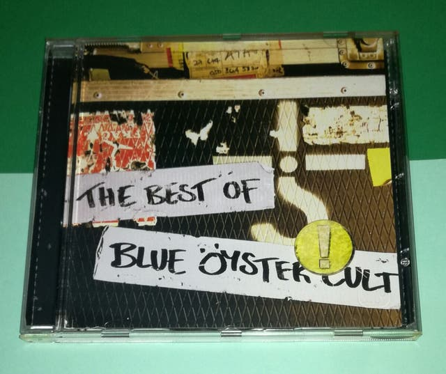BLUE OYSTER CULT THE BEST
